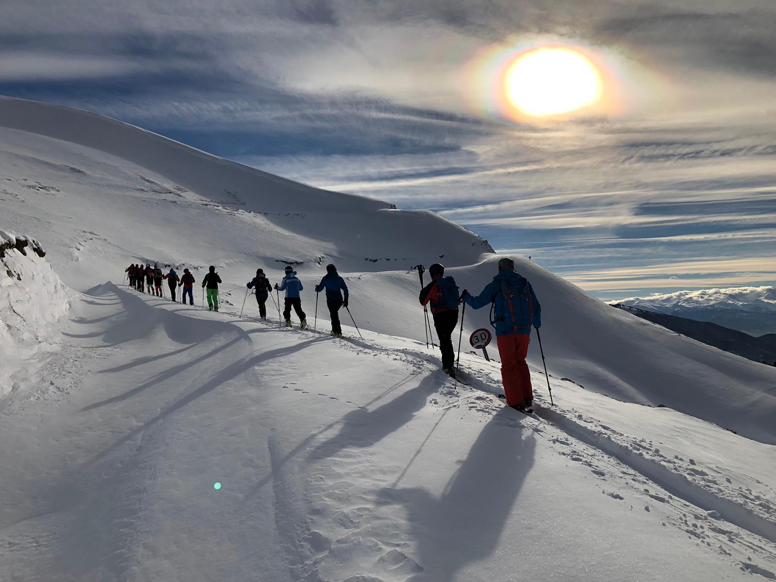 Dağ Kayağı 1. Kademe Yardımcı Antrenör Kursu (Temel) Katılım Listesi - Trabzon
