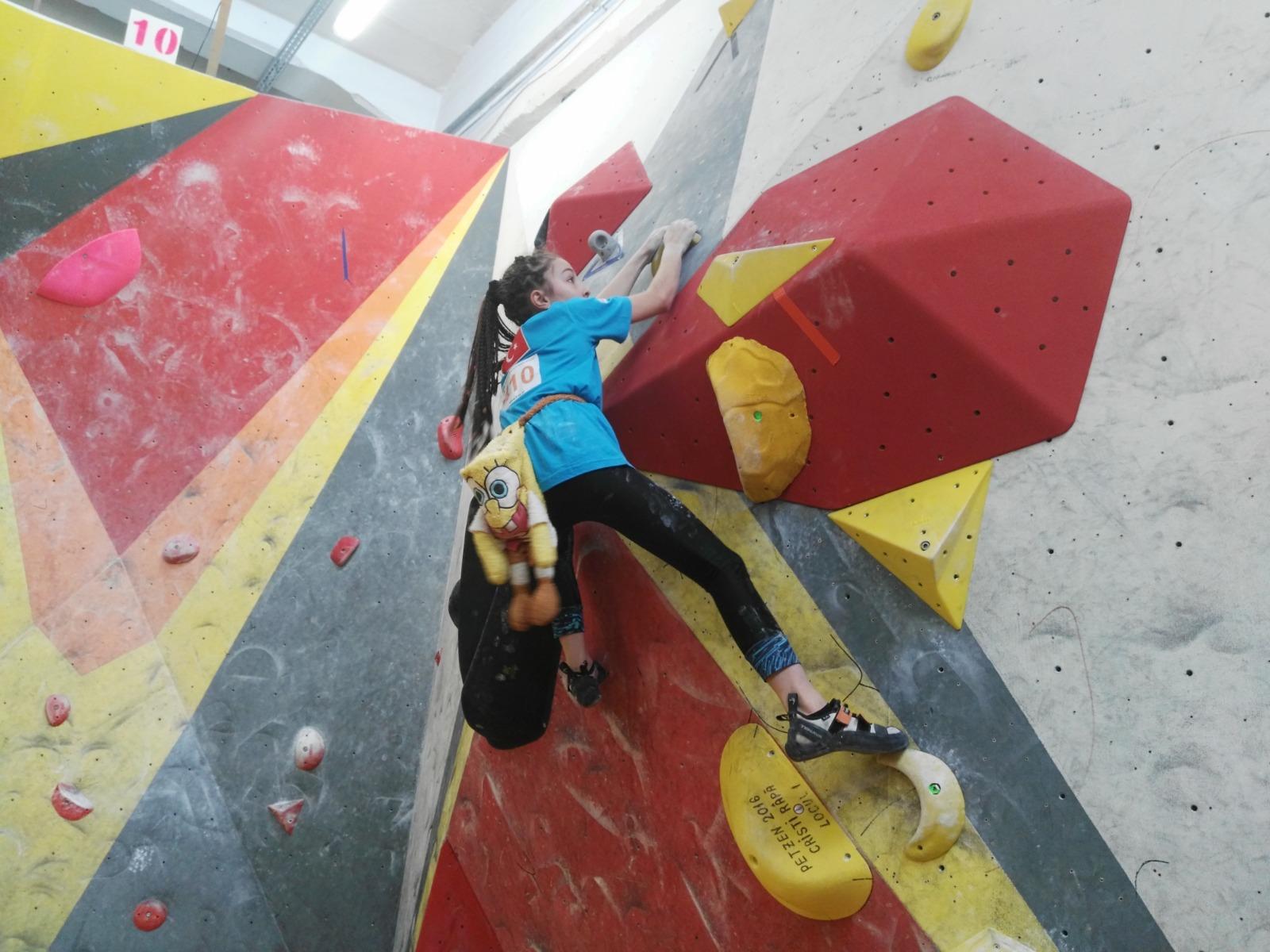 Spor Tırmanış Küçükler A-B Boulder Türkiye Şampiyonası  – Diyarbakır Başvuruları