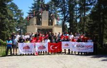 Sakarya Savaşı Diriliş Yolu Yürüyüşü - Ankara-Polatlı Katılımcı Listesi