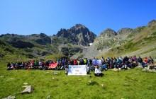 ÇAYDOSK, Marsis Dağı'nda ilk festivali gerçekleştirdi.