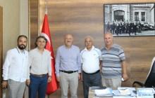 Federasyon Başkanımız Antalya Gençlik ve Spor İl Müdürlüğü'nü ziyaret etti.