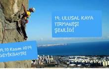 19. Ulusal Kaya Tırmanış Şenliği Daveti