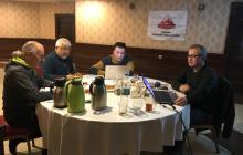 TDF Sınav Komisyonu Yıllık Değerlendirme Çalışmasını Yaptı