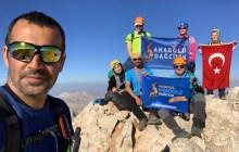 Anadolu Dağcılık Aladağlar'da tırmanışlar gerçekleştirdi.