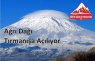 Ağrı Dağı Kış Tırmanış Başvuruları