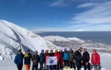 Asya Dağcılık Artos Dağı tırmanışını gerçekleştirdi.