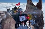 Erciyes Dağı Kuzey Rotası Tırmanışı