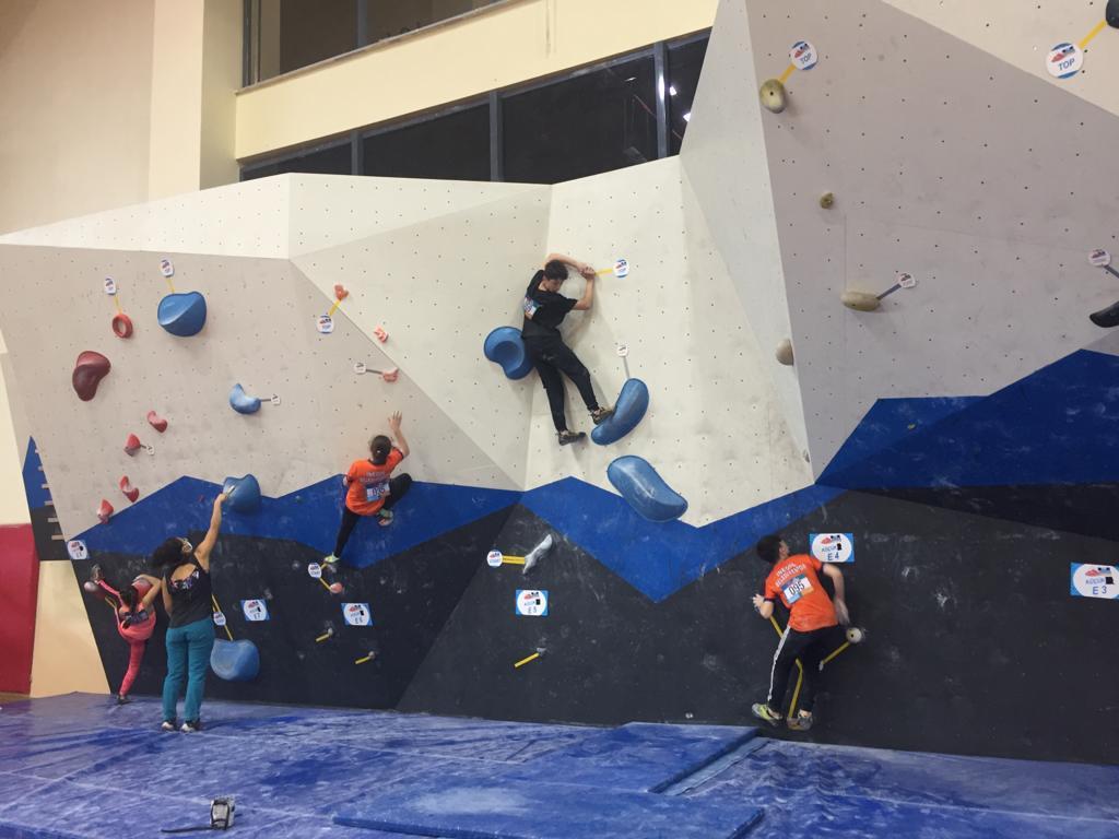 Spor Tırmanış Gençler-Büyükler Bouldering 2021 Türkiye Şampiyonası – Sakarya Katılımcı ve Görev Listesi