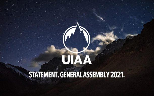 UIAA Genel Kurulu 2021 Yılında da Çevrim İçi Olarak Yapıldı