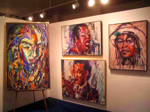 Art Galleries Paintings
