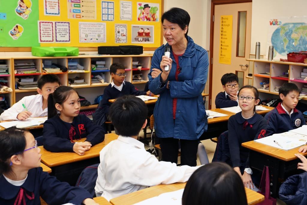 專訪獲授2014/2015學校年度卓越表現教師榮譽老師 – 馮燕嫻 | 生活朝點