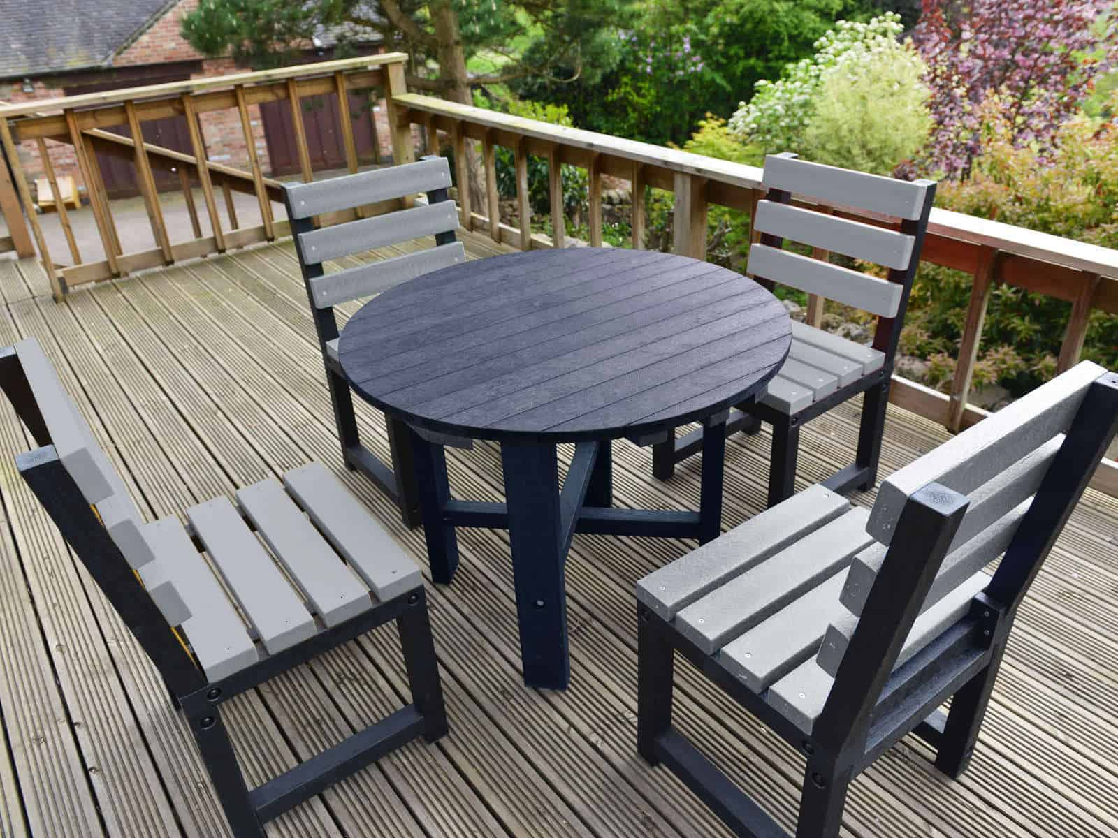 Outdoor Table And Chair Set Urban Cromford Lees Garden Dining Set