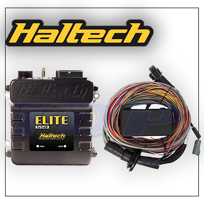 Elite 550 + Premium Universal Wire-in Harness Kit Length 2.5m (8?)