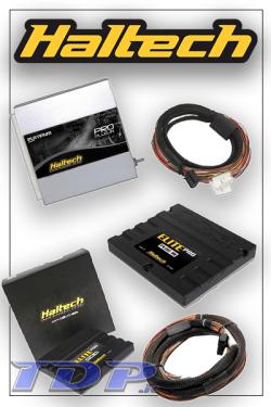 Haltech Plug-in ECU's
