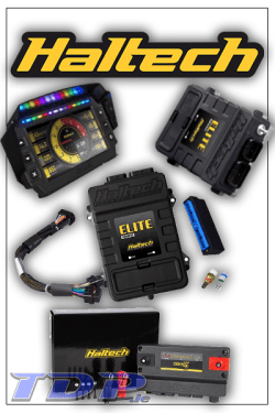 Haltech ECU's, Displays & Accessories