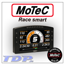 MoTeC Displays & Data Loggers