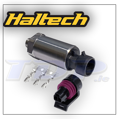 250 PSI Motorsport Fuel Oil Wastegate Pressure Sensor (Stainless Steel Diaphragm)