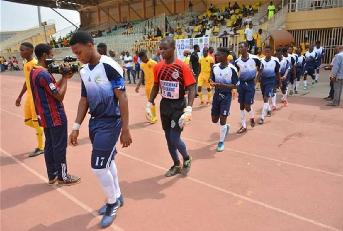 Merseille's Chief Scout impressed with talents on display at Kwara Talent Hunt