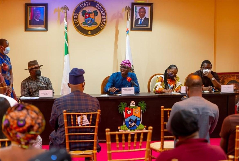 Sanwo-Olu Inaugurates Market Advisory Council