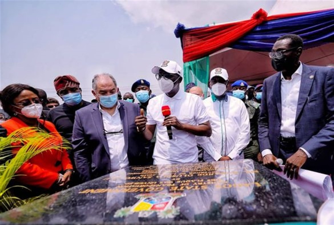 News Update: ATTEMPTS TO BRING BACK GRIDLOCKS ON APAPA CORRIDOR WILL BE RESISTED, SANWO-OLU VOWS
