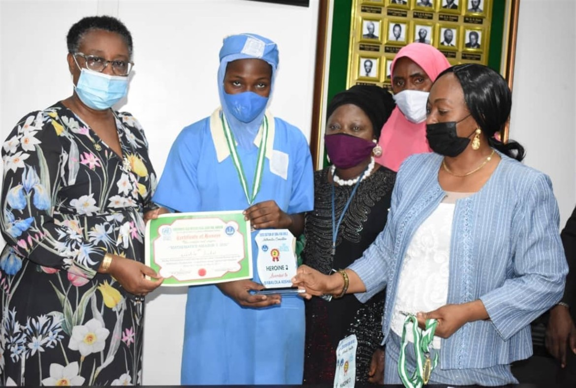 Lagos Students Emerge Champions At Science Day, National Jets Competitions