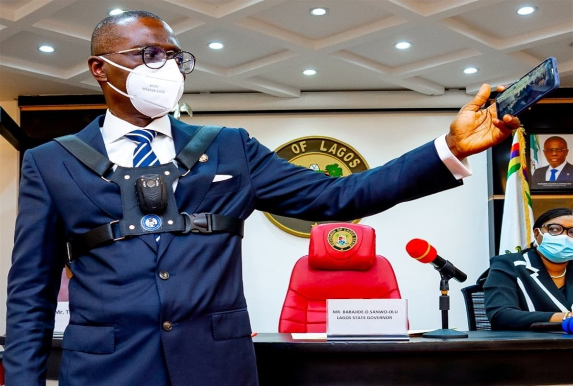 Lagos Bodycam To Enhance Accountability, Transparency In Traffic Management