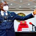 Lagos State Governor Testing The Bodycam System