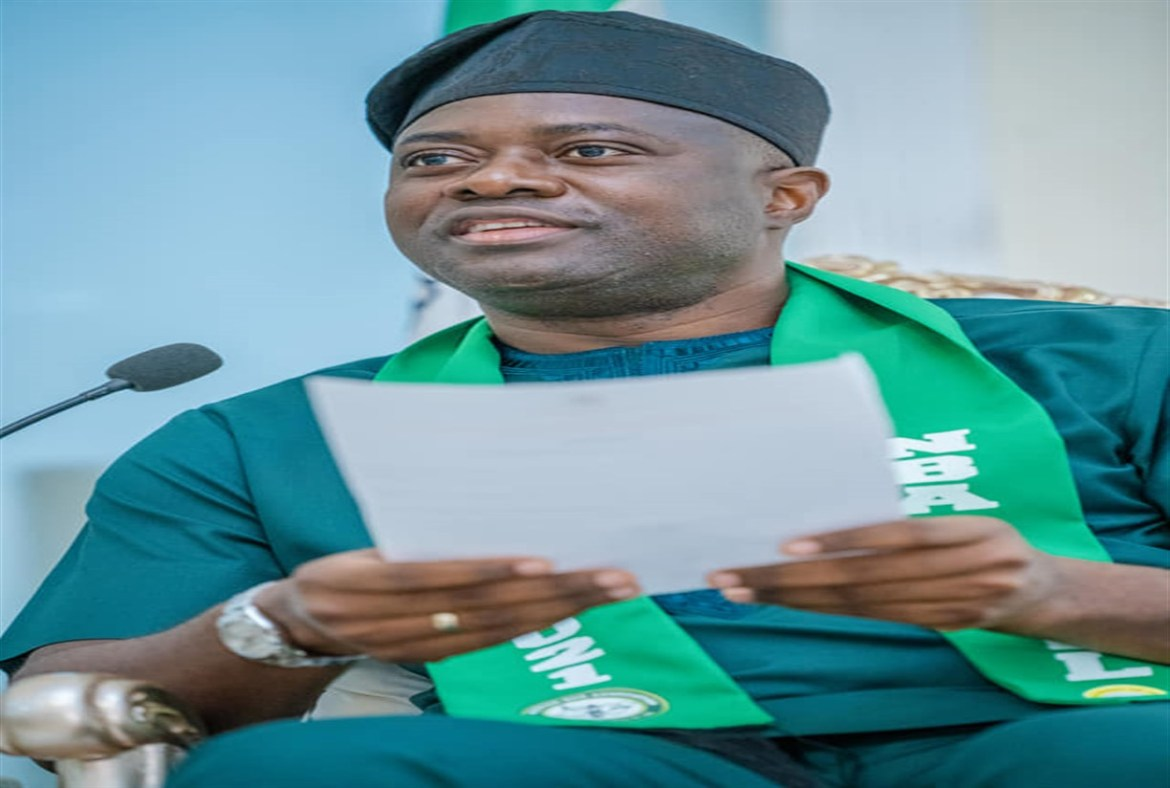 Oyo working on architecture to solve security challenges – Makinde