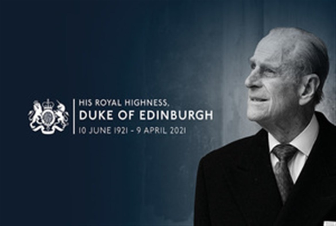 Defence Secretary Ben Wallace's Tribute To HRH The Duke Of Edinburgh