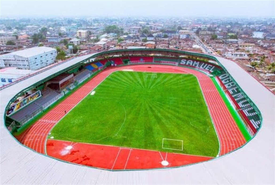 Buhari Commends Obaseki's Investment In Sports, Revamp Of Samuel Ogbemudia Stadium