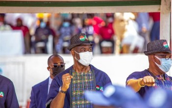 We'll continue to deploy resources for growth, development, Makinde vows