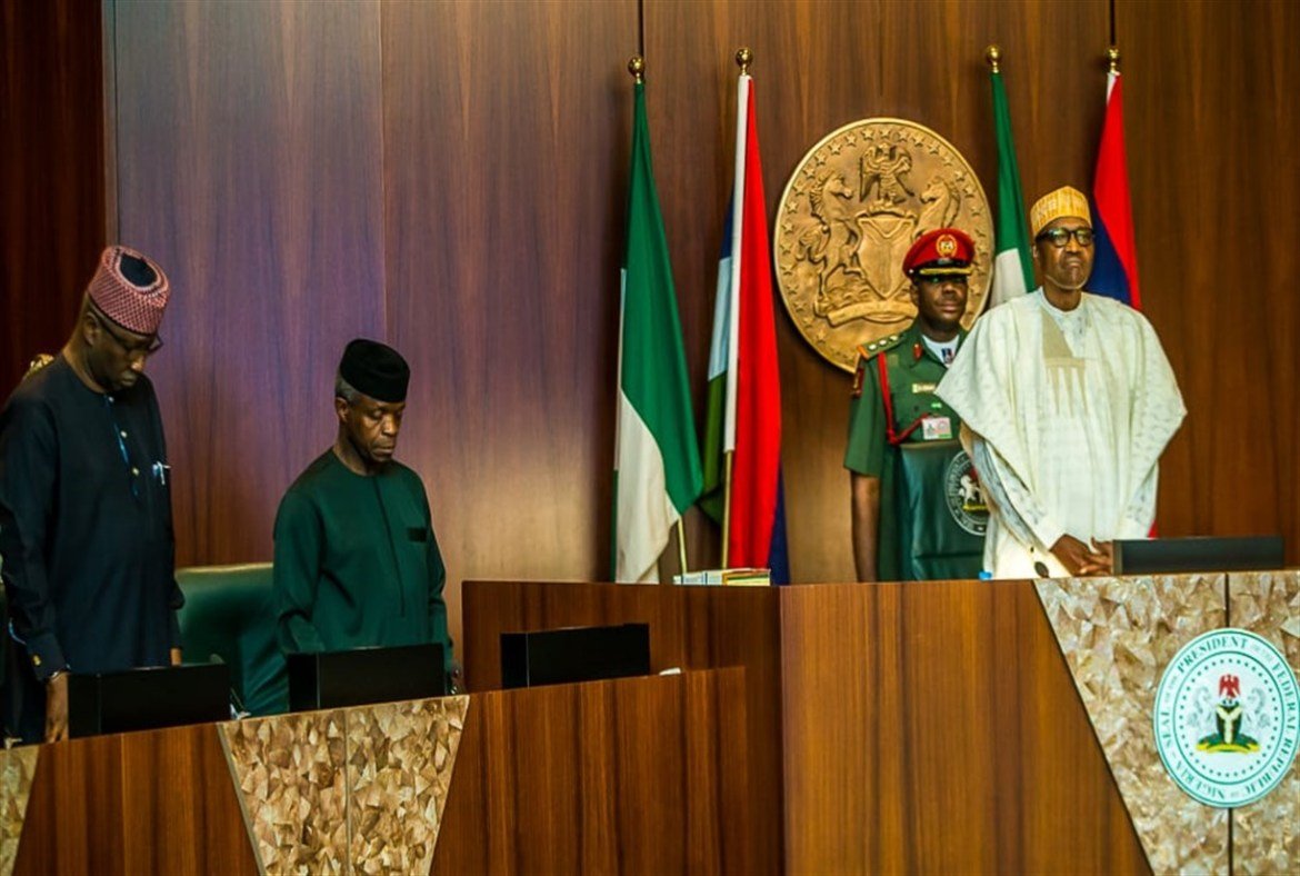 President Buhari Restates Nigeria's Resolve To Deal With Insecurity