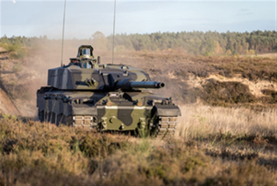 British Army To Possess Most Lethal Tank In Europe