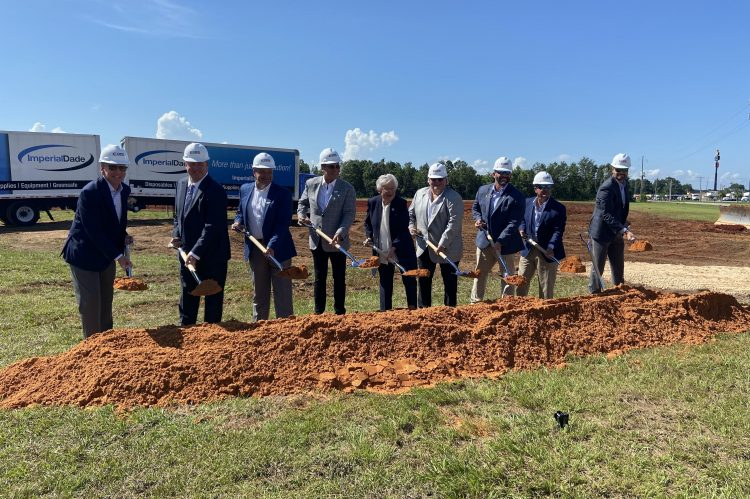 Construction begins on  million logistics hub in Baldwin County