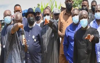 Okowa worried by unabating challenges in Nigeria