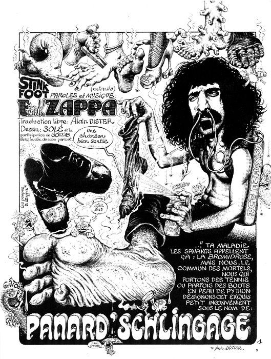 Pic Et Pic Et Colegram : colegram, Being, Haunted, Frank, Zappa, Telecaster, Guitar, Forum