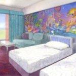 東京ディズニーセレブレーションホテル 客室イメージ