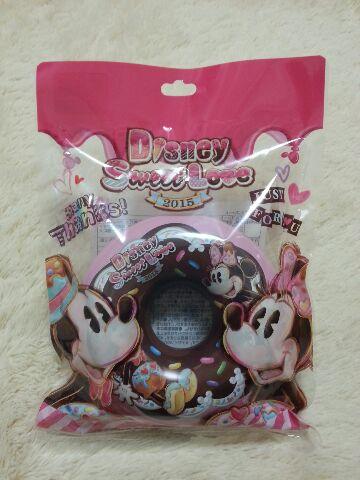 ディズニースウィートラブ_ドーナツ缶チョコレート_袋入