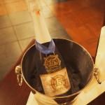 東京ディズニーシー15周年記念ラベルワイン(スパークリング)