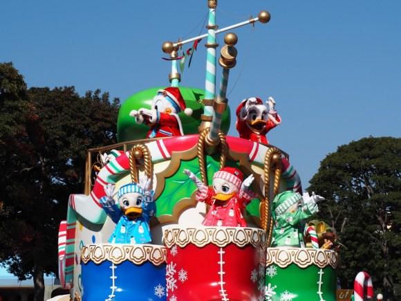 ディズニー・クリスマス・ストーリーズ ドナルド