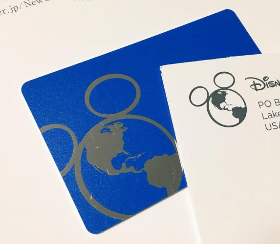 DVCメンバーカード