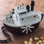 蒸気船ウィリーのポップコーンバケット