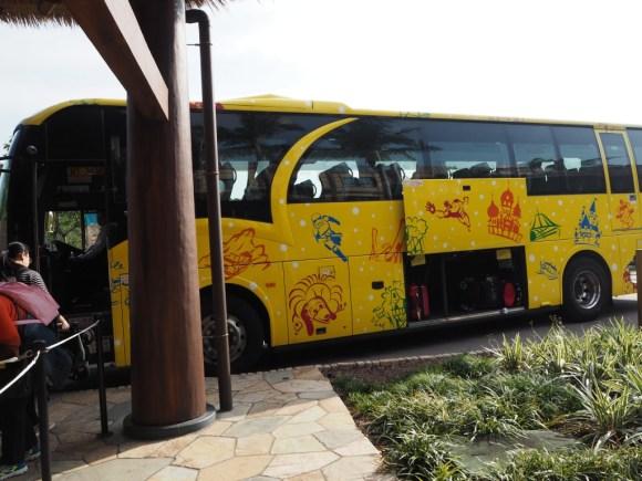 エクスプローラーズロッジ シャトルバス