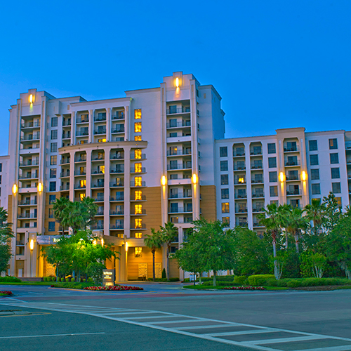 hotels with full kitchens in orlando florida kitchen bistro sets las palmeras, a hilton grand vacations club - fl ...