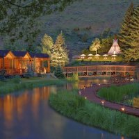 The Rustic Inn Creekside Resort & Spa at Jackson Hole ...