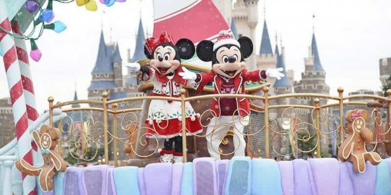 Tokyo Disney Resort Christmas 2016 Details TDR Explorer