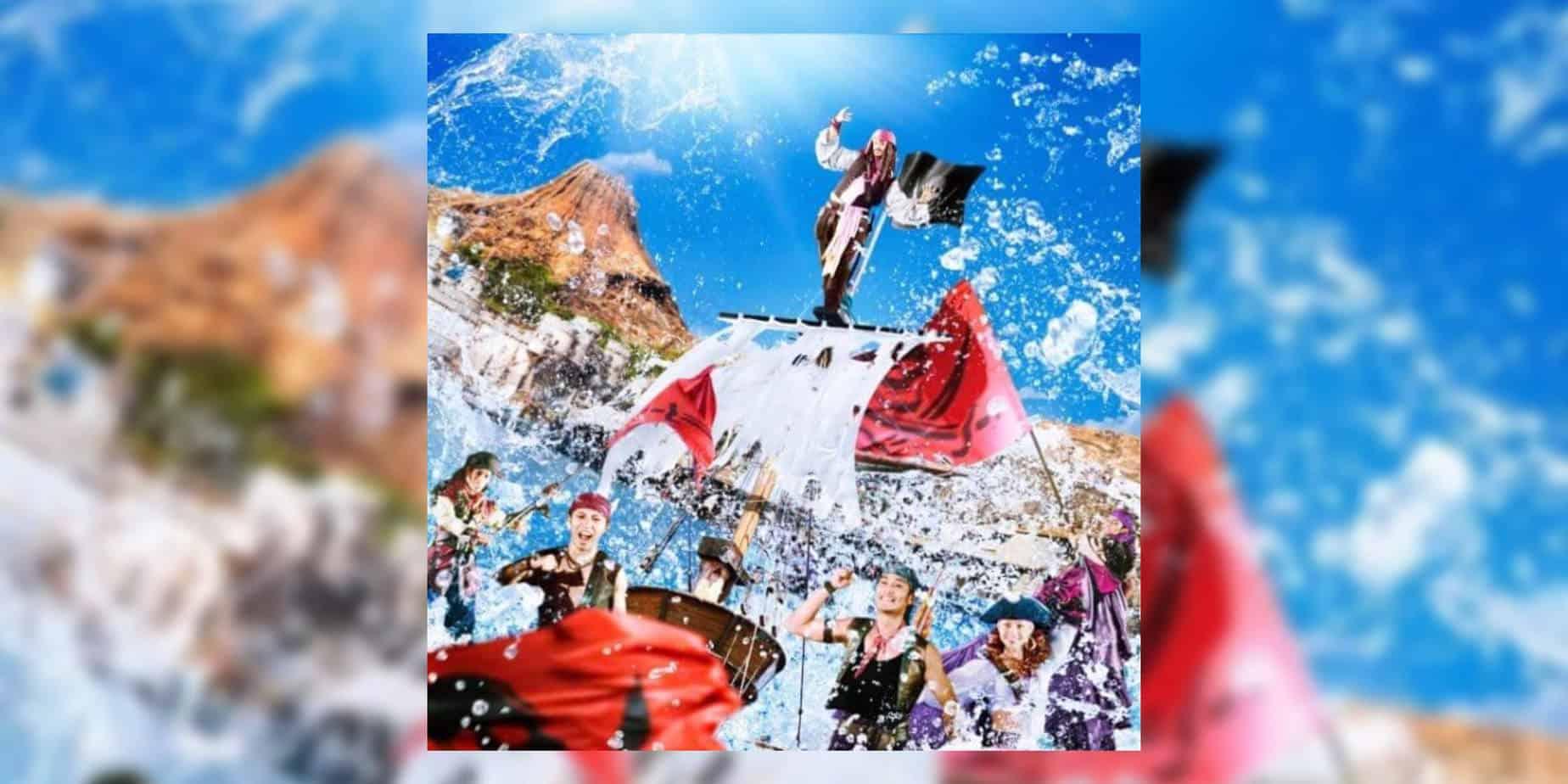 """Disney Pirates Summer"" Event Coming to Tokyo DisneySea for Summer 2017"