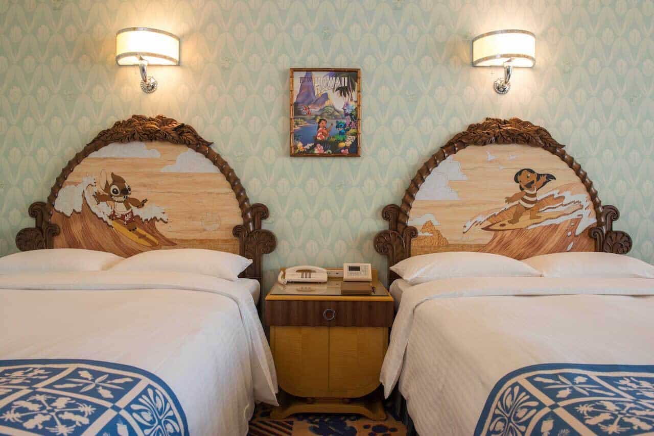 New CharacterThemed Rooms at Tokyo Disneyland