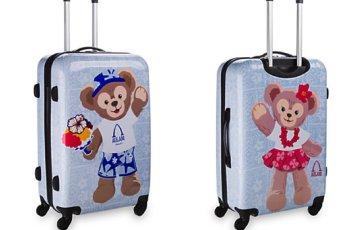 ダッフィースーツケース