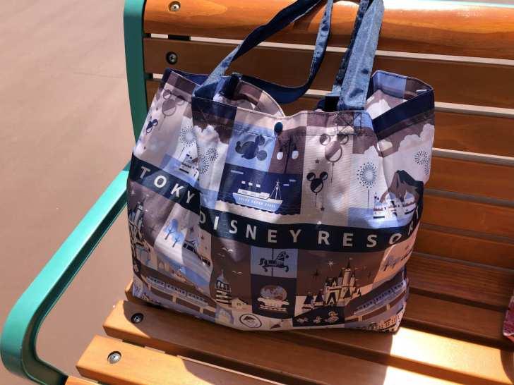 ディズニーのショッピングバッグ